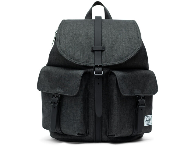 Herschel Dawson Small Sac à dos, black crosshatch